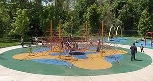Smith Memorial Playground & Playhouse - Smith Playground
