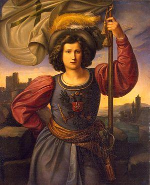 Philipp Veit - Image: Philipp Veit Allegory of Russia WGA24350