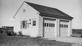 Photograph of Garage at Frederick Ranger Station Residence - NARA - 2128982.tif