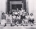 Photograph of the International Relations Club from the 1951 Tomokan.jpg