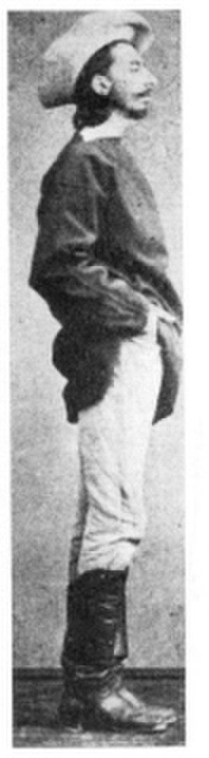 Tristan Corbière - Image: Photographie du poète Tristan Corbière