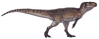 Torvosaurus - Image: Piatnitzkysaurus floresi by Paleocolour