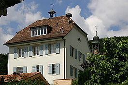 Municipality house of Nenzlingen