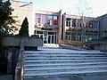 """Picture made by mobile Skopje. R of Macedonia , Скопје-Скопље Р.Македонија ( СУ на ГРАД СКОПЈЕ """"НИКОЛА КАРЕВ"""" ) - panoramio (1).jpg"""