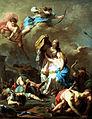 Pierre-Charles Jombert - Les enfants de Niobé tués par Apollon et Diane.JPG