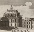 Pierre Lepautre - Profil de la chapelle royale de Versailles, circa 1725.png