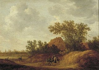 Farmhouse in the Dunes