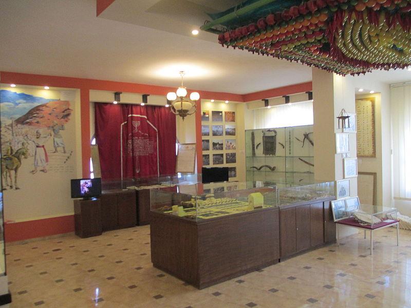 מוזיאון השומרונים בהר גריזים