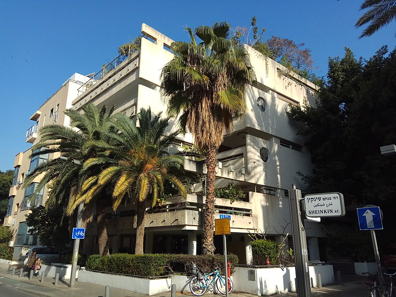 בית רובינסקי בתל אביב
