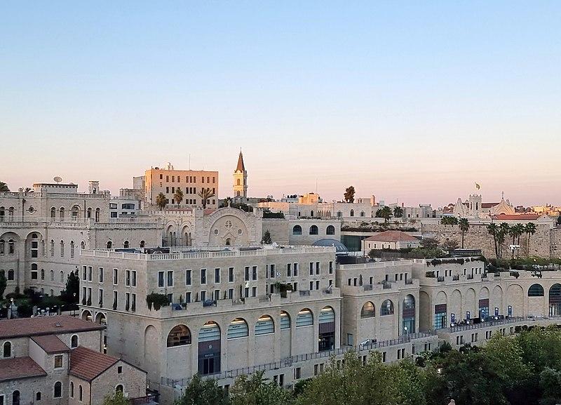 נוף ירושלמי