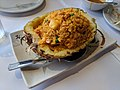 Pineapple fried rice at Banana Leaf in Milpitas, California.jpg