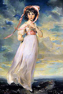 painting by Thomas Lawrence