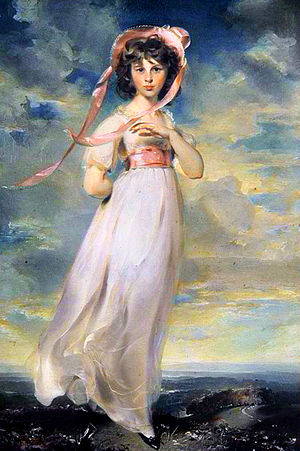 Huntington Library - Pinkie by Thomas Lawrence, c. 1794