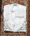 Pisa, s. martino, stemma della gherardesca 01.JPG