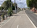 Piste Cyclable Boulevard Maurice Berteaux - Livry Gargan - 2020-08-22 - 4.jpg