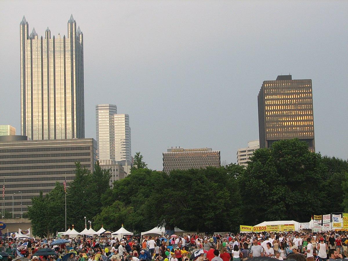 Festival Of Speed >> Pittsburgh Three Rivers Regatta - Wikipedia