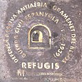 Placa Refugi Antiaeri Torre i Bages Santa Coloma de Gramenet.jpg