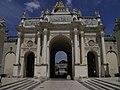 Place Stanislas - arc Héré (Nancy) (3).jpg