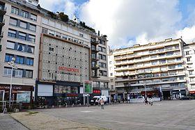 Place de la r publique limoges wikip dia for Garage limoges centre ville