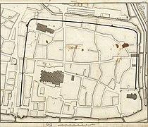 Plan mur et tours Argentoratum.jpg