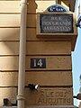 Plaque rue des Grands-Augustins, Paris 6e.jpg