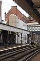 Platform entrance, Birkenhead Central railway station (geograph 4020409).jpg