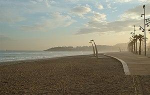 Vila-seca - La Pineda beach