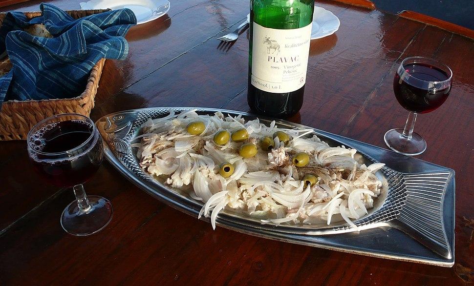 Plavac-wine