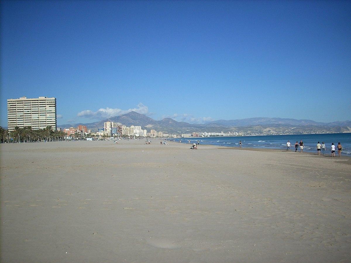playa de muchavista campello