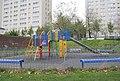Playground - Hawkshead Drive, Manchester Road - geograph.org.uk - 1021756.jpg