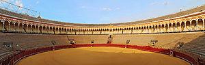 Maestranza (Sevilla) - The bullring