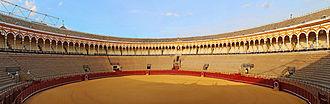 Maestranza (Seville) - The bullring