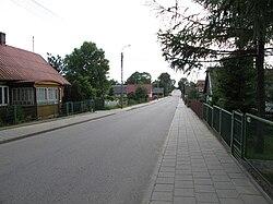 Podlaskie - Sokółka - Stara Kamionka - droga - C - v-WSW.JPG