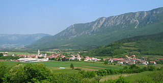 Vipava Valley valley in Slovenia