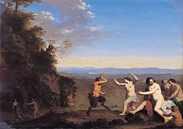 Poelenburgh Nymphes et satyres (71 2 14).jpg