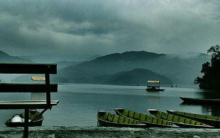 Pokhara Phewa Lake, Nepal.jpg