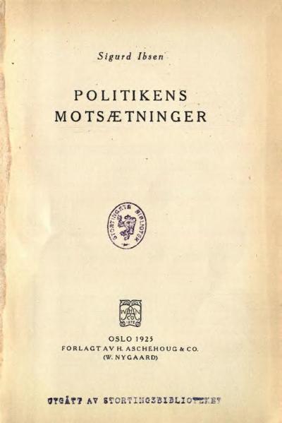 File:Politikens Modsætninger.djvu
