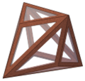 Polyhedron truncated 4b dual, davinci.png