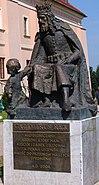 Pomnik Kazimierza III Wielkiego w Niepołomicach
