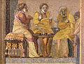 Pompeii - Villa del Cicerone - Mosaic - MAN.jpg