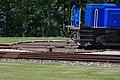 Pont tournant et Tem II 288 à la gare du Pont 18-08-2012.JPG