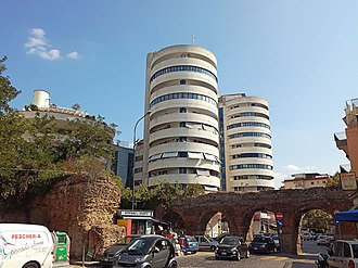 Aqua Augusta (Naples) - Ponti Rossi