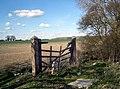 Poor Old Gate - geograph.org.uk - 1803262.jpg