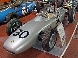 Porsche 804 - 1962 Porsche 804