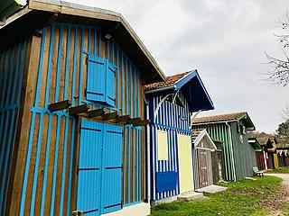 Biganos Commune in Nouvelle-Aquitaine, France