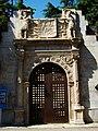 Portada del Palau dels Ducs de Mandas.JPG