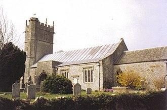 Portesham - Image: Portesham, parish church of St. Peter geograph.org.uk 456559