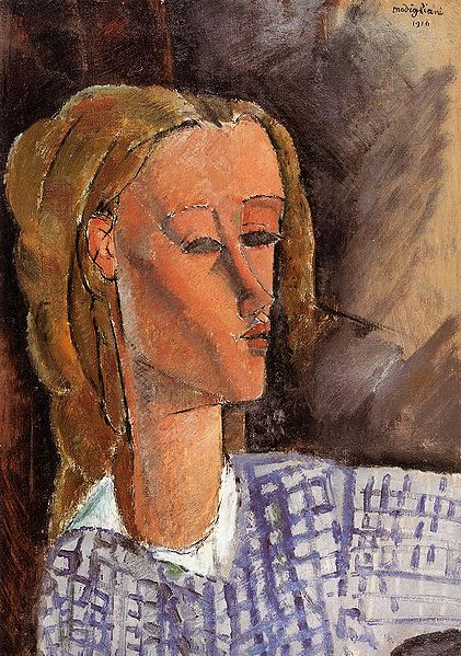 File:Portrait of Beatrice Hastings Amedeo Modigliani 1916.jpeg