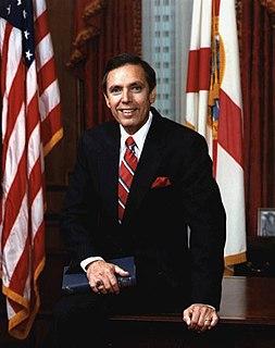 Bob Martinez First Hispanic governor of Florida