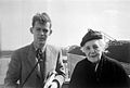 Portrait of Melanie Klein and Michael, 1958 Wellcome L0018665.jpg